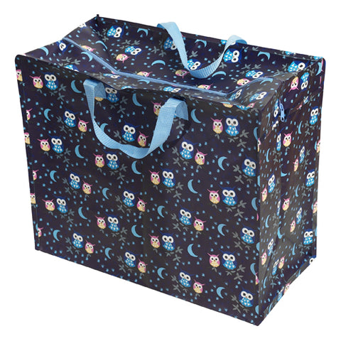 Eco Friendly Storage Bags - Midnight Owl