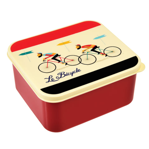 Le Bicycle Lunch Box