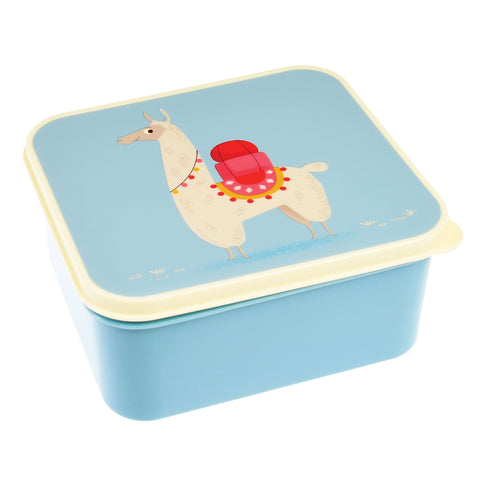 Dolly Llama Lunch Box