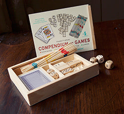 Travel Games Compendium