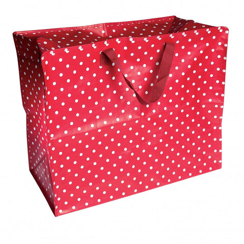 Eco Friendly Storage Bags - Red Spot