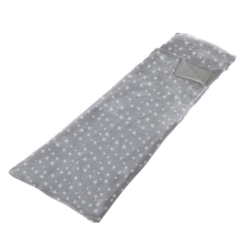Snuggle Sac Adult Grey Star