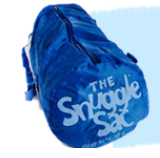 Snuggle Sac - Red Star - Mini