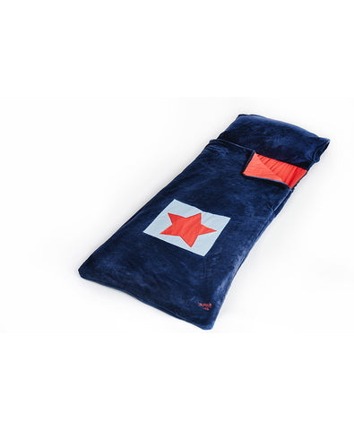 Snuggle Sac - Navy Star - Child