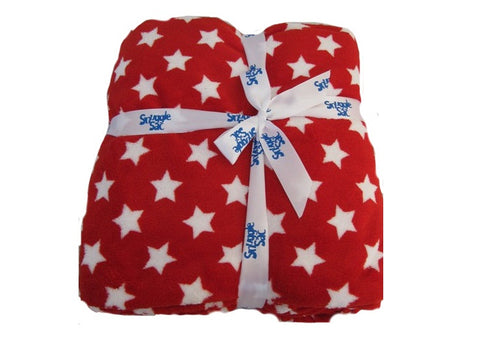 Snuggle Sac Blankets - Red Star