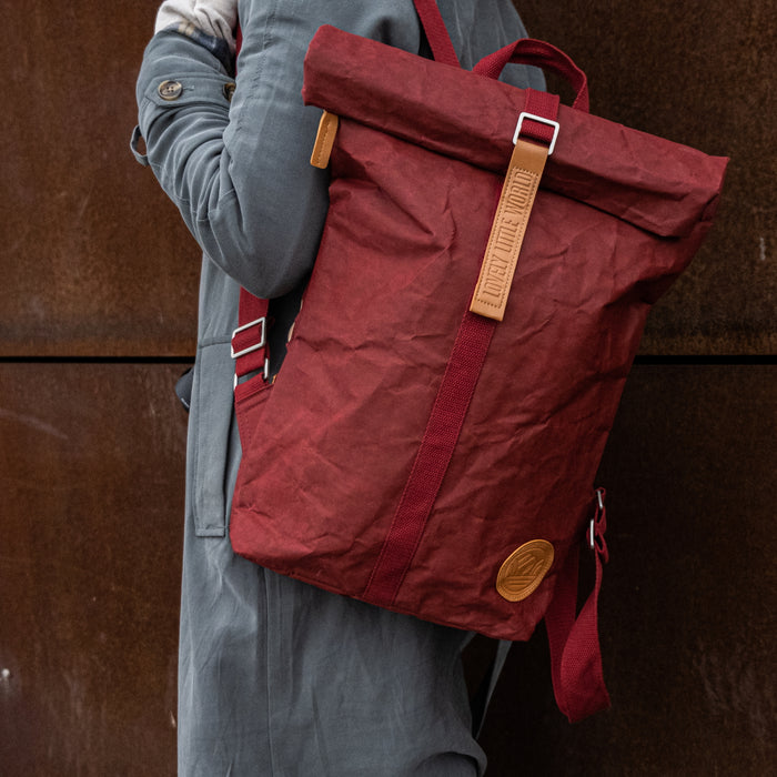 Rucksack Care-Ry Lovely Red