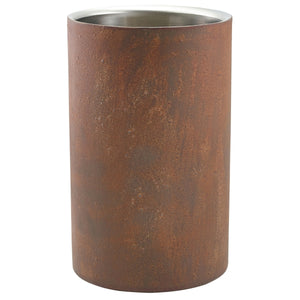 "Copper Banded Champagne Bucket 12"" (30.5cm)"