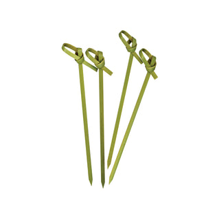 Bamboo Looped Skewer 90mm