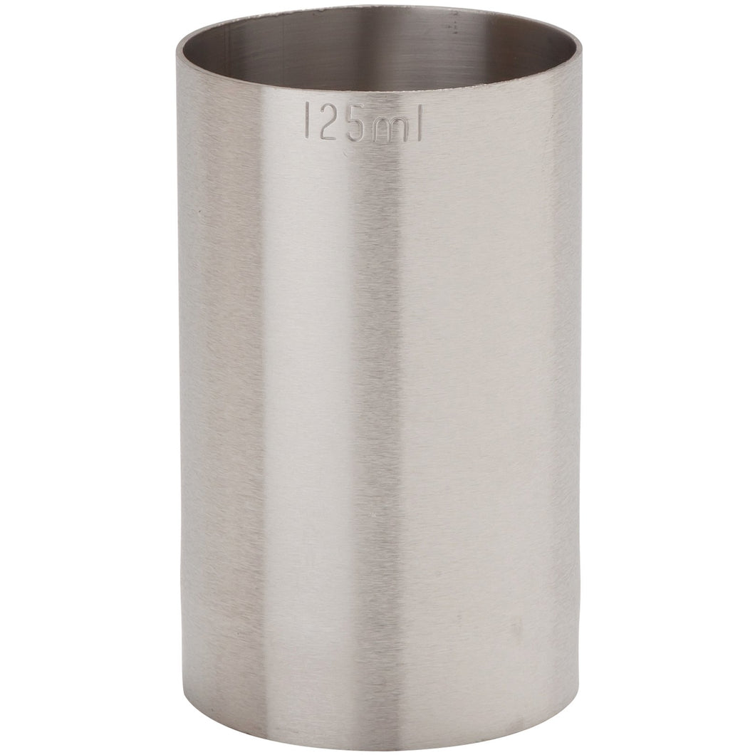 125ml stainless steel thimble measure