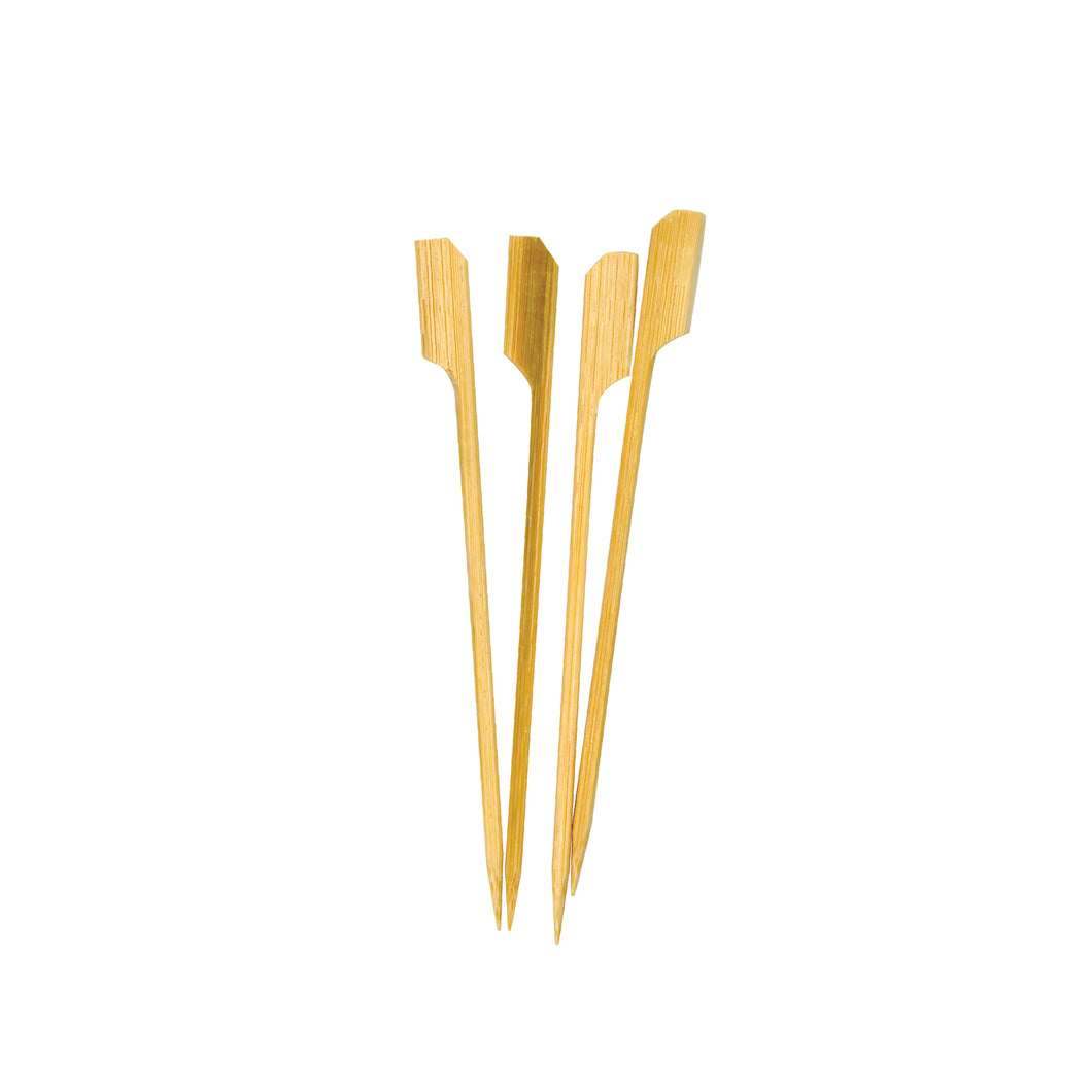 Gun Shaped Bamboo Skewer 120mm