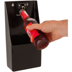 Bottle catcher with Opener