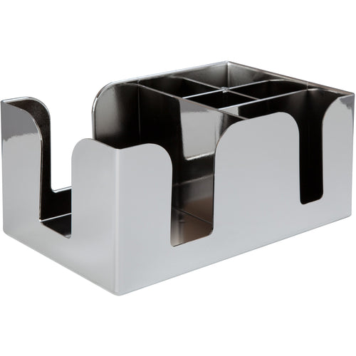 Chrome Plated Bar Caddy