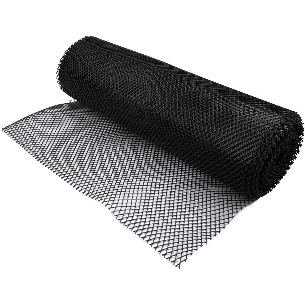61cmx10mtr Black Shelf Liner