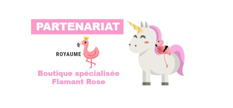 Royaume Flamant Rose : ta Boutique Flamant Rose !