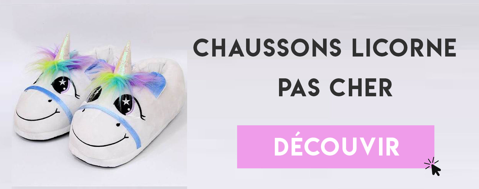 chaussons licorne les moins cher top 8