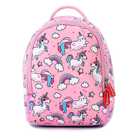 Cartable Licorne Maternelle rose
