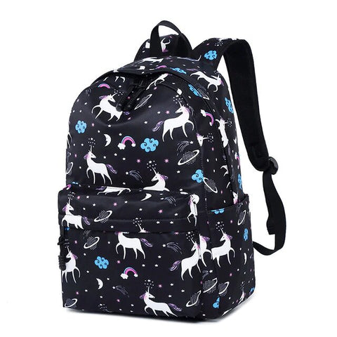 Cartable Sac Licorne