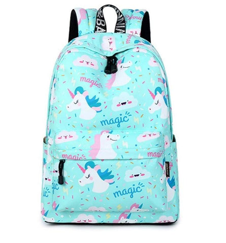 cartable de licorne