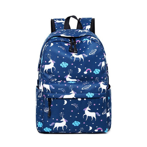 Cartable ecole Licorne