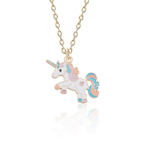 Collier folle Licorne