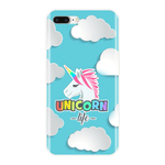 "Coque iPhone Licorne ""Unicorn Life"""
