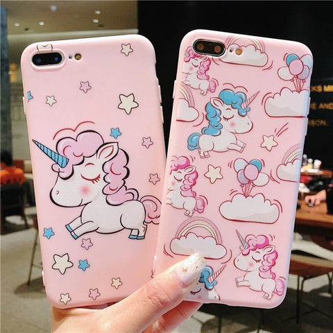 Coque Iphone 6 Licorne - monde-licorne