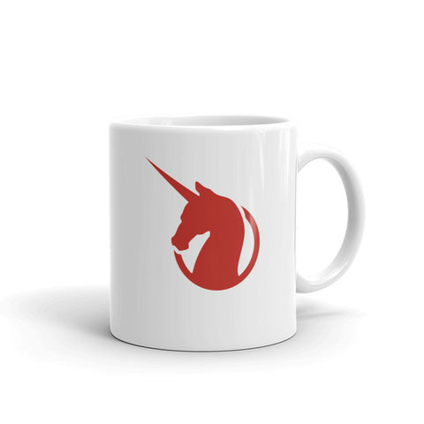 "Tasse Licorne ""Agent Secret"""