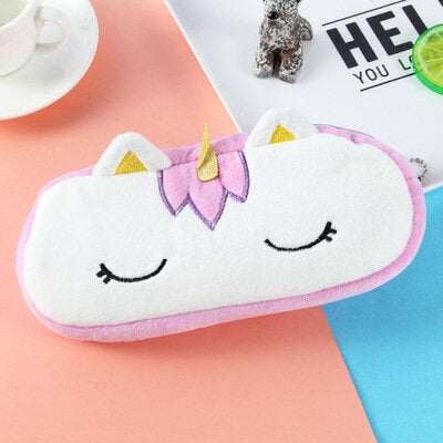 trousse licorne fille style kawaii