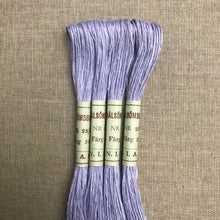 Load image into Gallery viewer, Nordiska mid-century linen 25/4 Lavender & Lilac