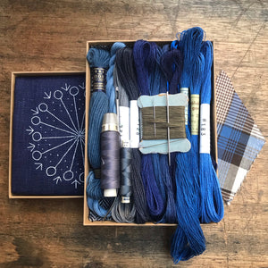 Blue - Lyster Thread Collection