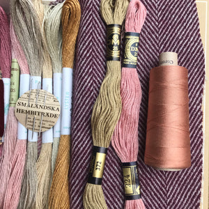 Tweed Roses - Lyster Thread Collection