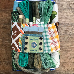 Tweed Treasure Box #4