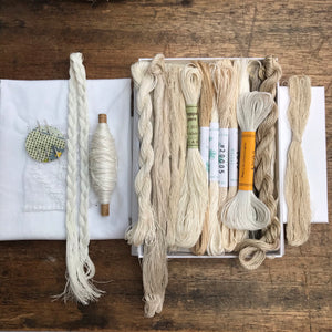 The White Linen Treasure Box #3