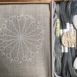 Lyster Thread Collection / Grey / Neutrals #2