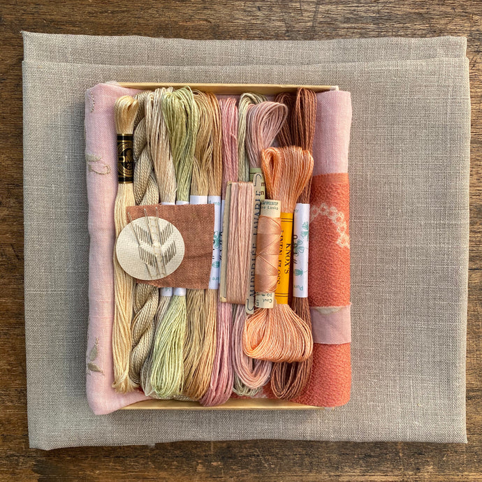 Pale Peony - Lyster Thread Collection