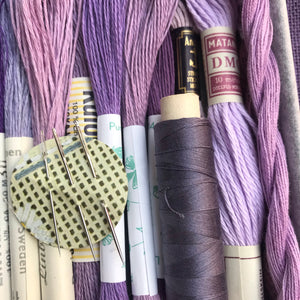 Purple - Lyster Thread Collection