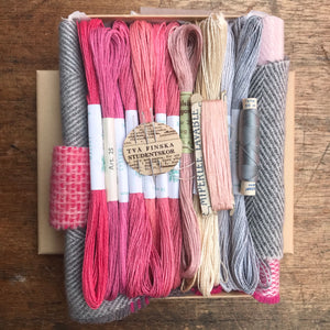 Tweed Rosa - Lyster Thread Collection
