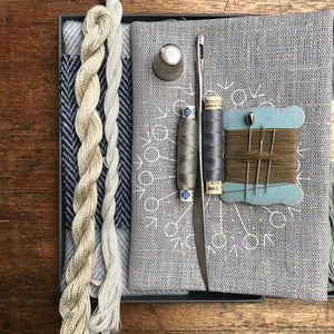 Lyster Thread Collection / Grey / Neutrals