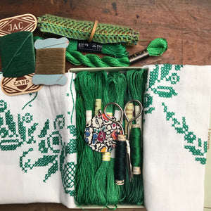 Green Treasure Box #6