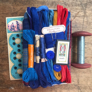 Indigo Treasure Box #5