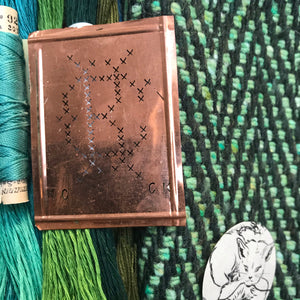 Tweed Treasure Box #3