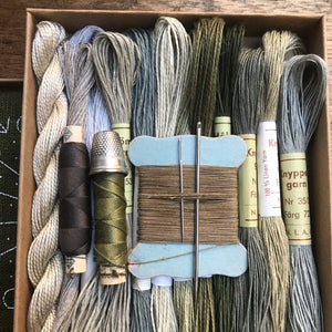 Green/Grey - Lyster Thread Collection