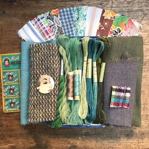 Tweed Treasure Box