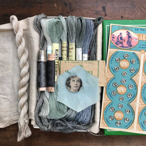 Grey Treasure Box #4