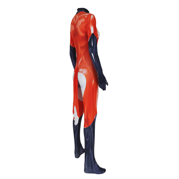 Ladybug Rena Rouge Cosplay Costume Zentai For Adults and Kids