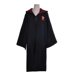 Adult Unisex Harry Potter Hogwarts Robe Cloak Gryffindor Costume Halloween/Stage Performance/Party