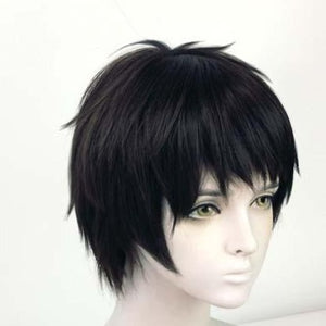 Anime Fire Force Enen No Shouboutai Shinra Kusakabe Cosplay Wigs