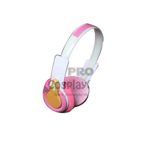 Overwatch D.Va Hana Song School Uniform Cosplay Headset
