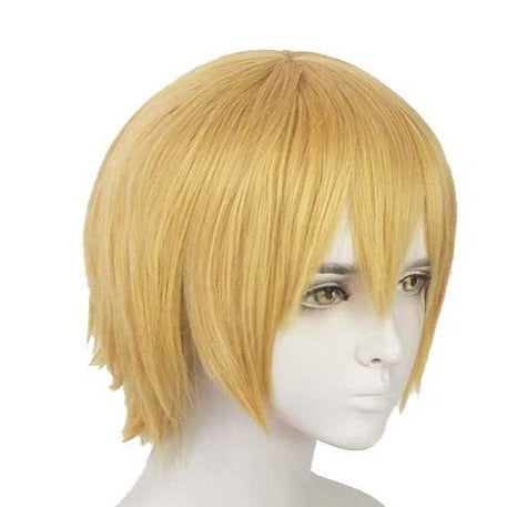 Anime Fire Force Enen No Shouboutai Arthur Boyle Cosplay Wigs