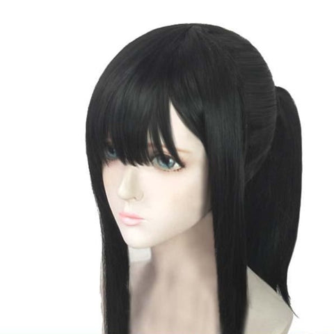 Anime Fire Force Enen No Shouboutai Maki Oze Cosplay Wigs